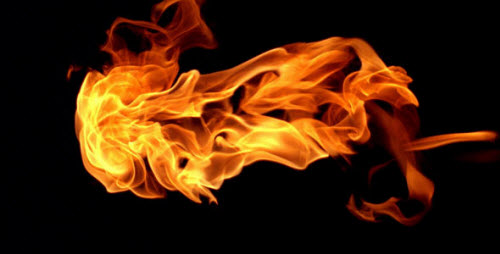 VideoHive Slow Motion HD Fire