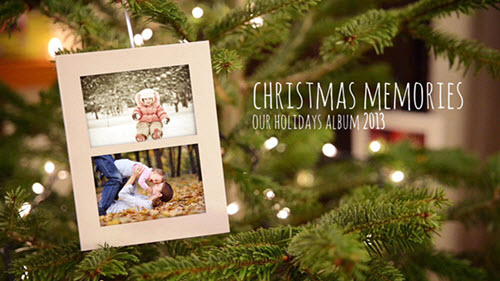 Christmas Photo Gallery - After Effect Project