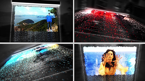 Powerful Particles Displays - Project for After Effects (Videohive)