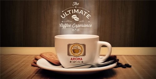 Coffee Bundle - Project for After Effects (Videohive)