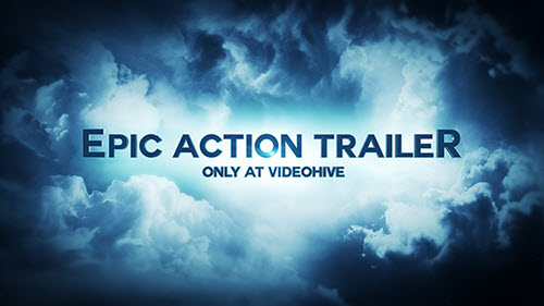 Epic Action Trailer - Project for After Effects (Videohive)