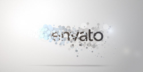 Smooth Particle Logo - Project for After Effects (Videohive)