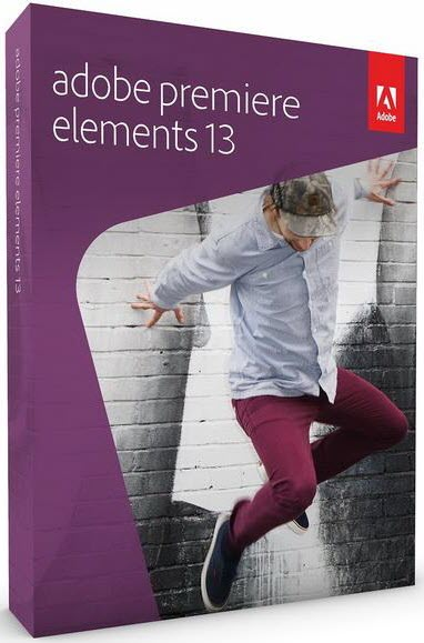 Adobe Premiere Elements 13.0 (x86/x64/ML/RUS)