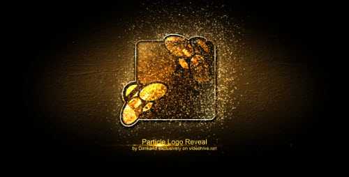 Particle Logo Reveal - Project for After Effects (Videohive)