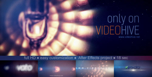 Light Glitch Logo Reveal - Project for After Effects (Videohive)