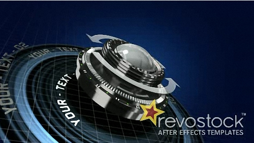 Photo Shoot Gallery - Project for After Effects (REVOSTOCK)