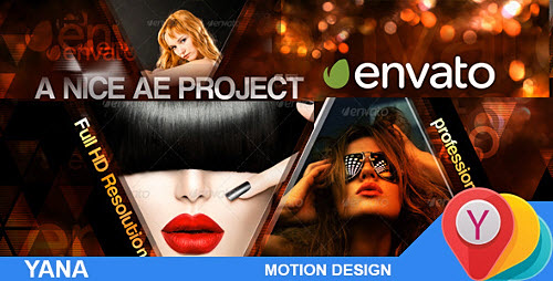 Fashion City - Project for After Effects (Videohive)