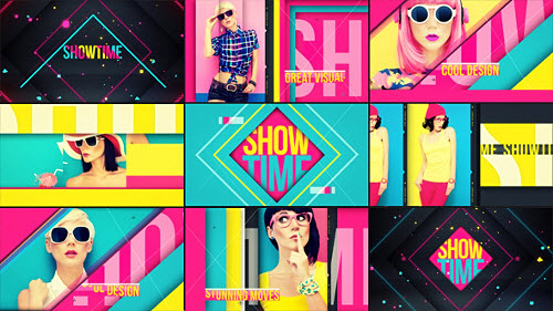 Showtime - Project for After Effects (Videohive)