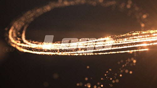 Particle Swirl Logo - Project for After Effects (Videohive)