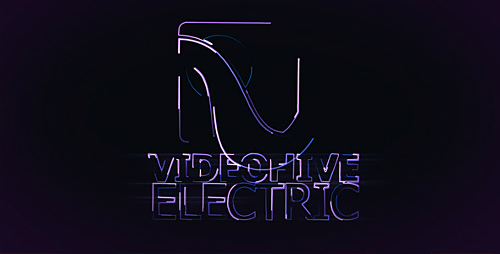 Logo Electric - Project for After Effects (Videohive)