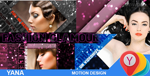 Fashion Glamour - Project for After Effects (Videohive)
