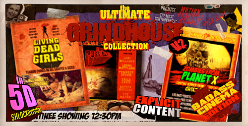 The Ultimate Grindhouse Collection V2 - Project for After Effects (Videohive)
