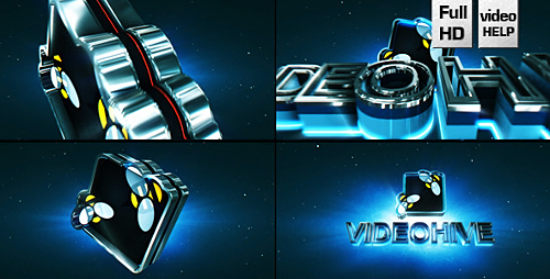 Epic Company Logo vol.2 - Project for After Effects (Videohive)