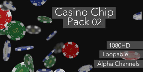 Videohive Casino Chip Pack 02