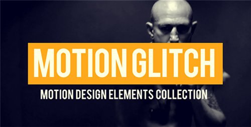 Motion Glitch Package - After Effects Project (Videohive)