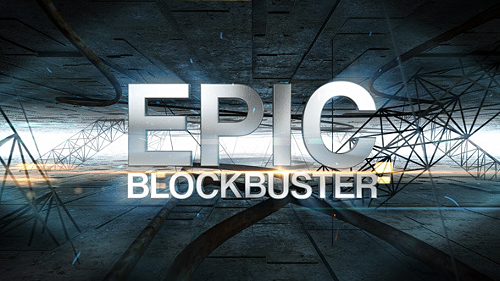 Epic Blockbuster - Project for After Effects (Videohive)