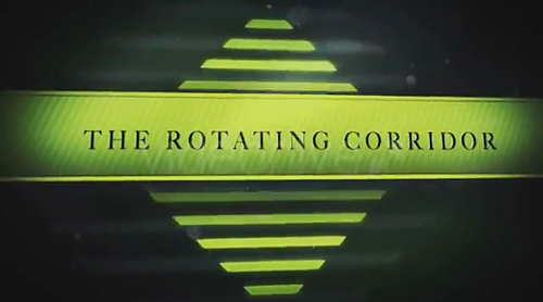 The Rotating Corridor - Project for After Effects (REVOSTOCK)