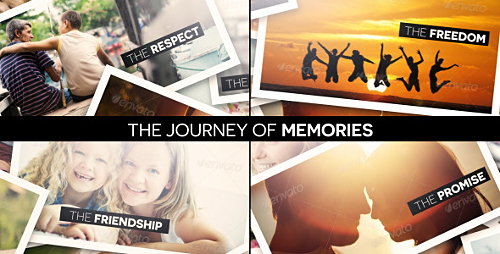 The Journey of Memories - Project for After Effects (Videohive)