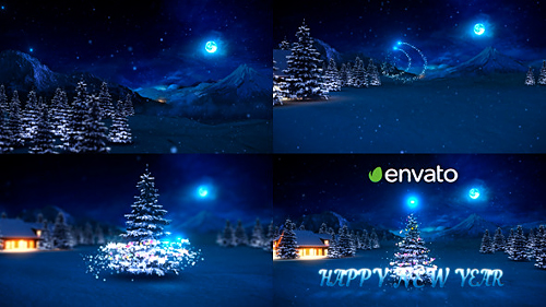 Happy New Year - Project for After Effects (Videohive)