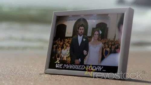Wedding At The Beach - Project for After Effects (RevoStock)