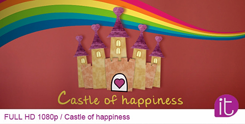After Effect Project - Castle of Happiness
