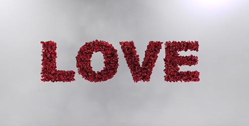 Love Leaves - Project for After Effects (Videohive)