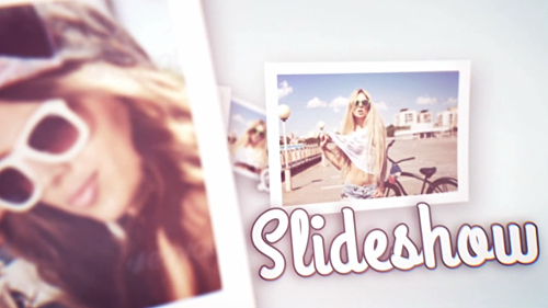 Clean 3D Slideshow Gallery - Project for After Effects (Videohive)