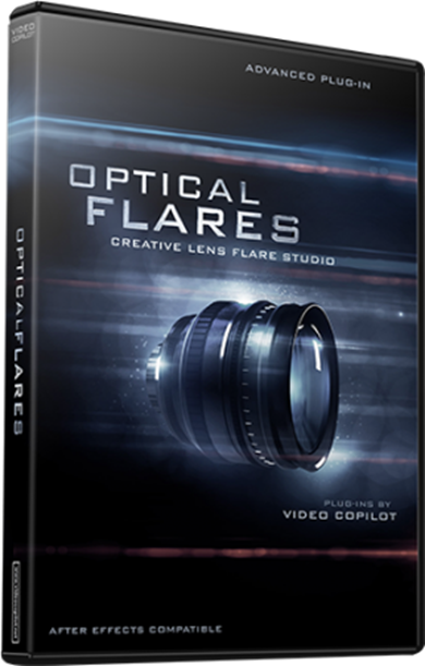 Video Copilot: Optical Flares (2013/ENG) + Pro Presets 1,2 (x32/x64bit)