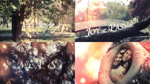 Hollow Love - Project for After Effects (Videohive)