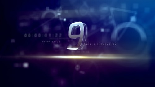 Countdown - Project for After Effects (Videohive)