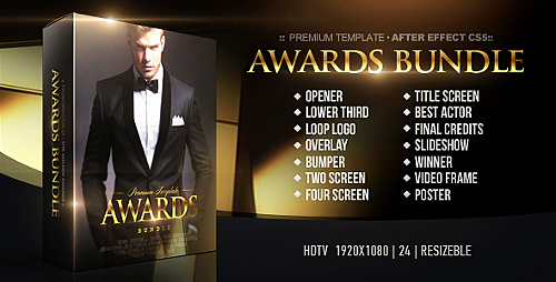 Awards Bundle - Project for After Effects (Videohive)