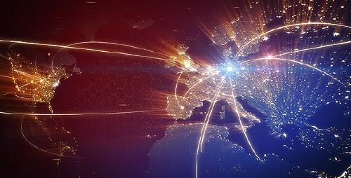 World Map Animation - Project for After Effects (Videohive)