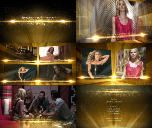 Awards Pack II - Project for After Effects (Videohive)
