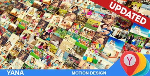 Memories (Slide Show) - Project for After Effects (Videohive)