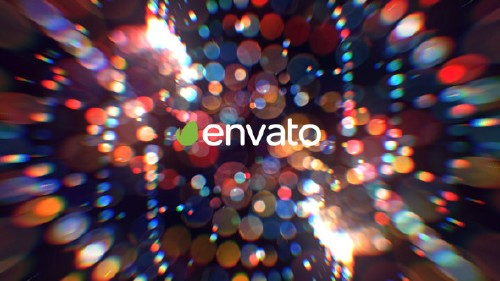 Bokeh Flow - Project for After Effects (Videohive)