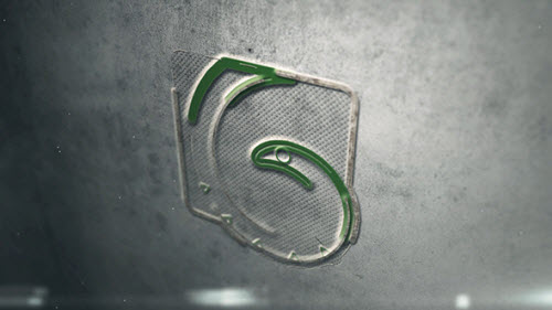 Embossed Logo - Project for After Effects (Videohive)