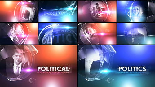 Political Events 2 - Project for After Effects (Videohive)