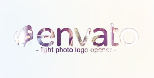 Light Photo Logo - Project for After Effects (Videohive)