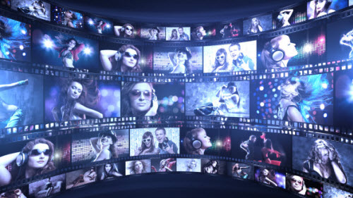 Film Reel Studio - Project for After Effects (Videohive)