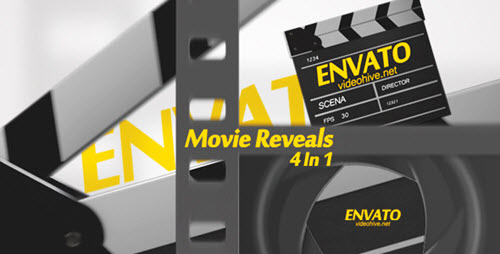 Movie Reveals - Project for After Effects (Videohive)