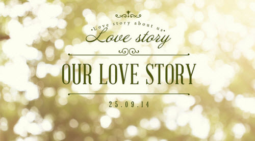 Our Love Story - Photo Gallery - Project for After Effects (Videohive)