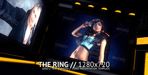 The Ring - Project for After Effects (Videohive)