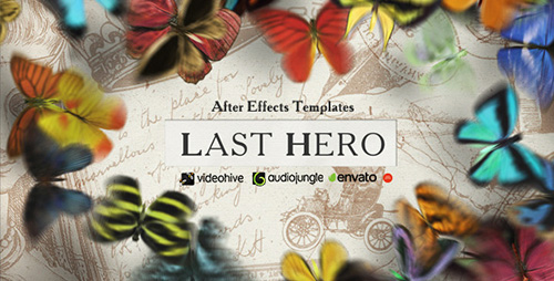 Last Hero - Project for After Effects (Videohive)