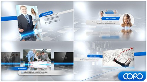Complete Corporate Presentation Video - Project for After Effects (Videohive)