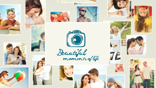 "SlideShow ""Beautiful Moments of Life"" - Project for After Effects (Videohive)"