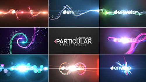 Particular Logo Reveal Pack - Project for After Effects (Videohive)