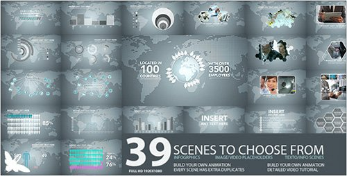 Corporate Tech Pack - Project for After Effects (Videohive)