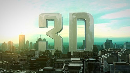 Massive City Logo - Project for After Effects (Videohive)