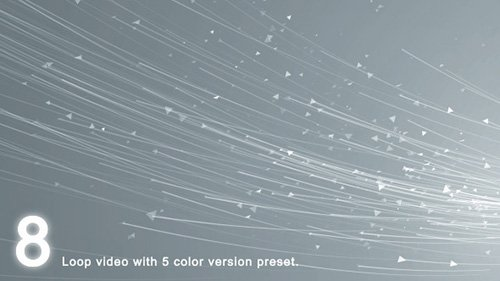 Clean Elegant Background Pack - Motion Graphics + aep (Videohive)