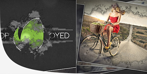 Short & Powerful Slides - Project for After Effects (Videohive)